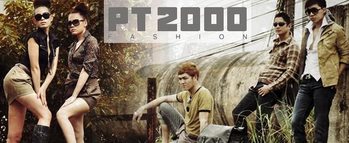 Thương hiệu thời trang PT2000
