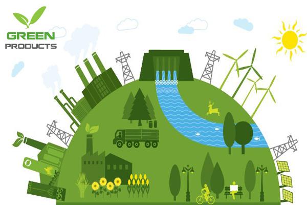 Sản phẩm xanh - Sản phẩm vì môi trường