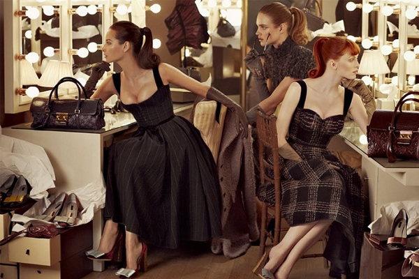 Thương hiệu thời trang Louis Vuitton